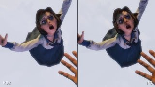 BioShock Infinite PS3 vs. PC Comparison Video