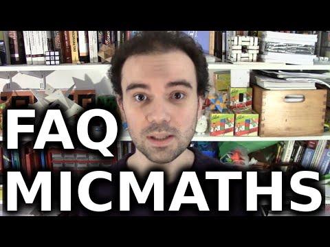 FAQ Micmaths - Vidéo n°100 !