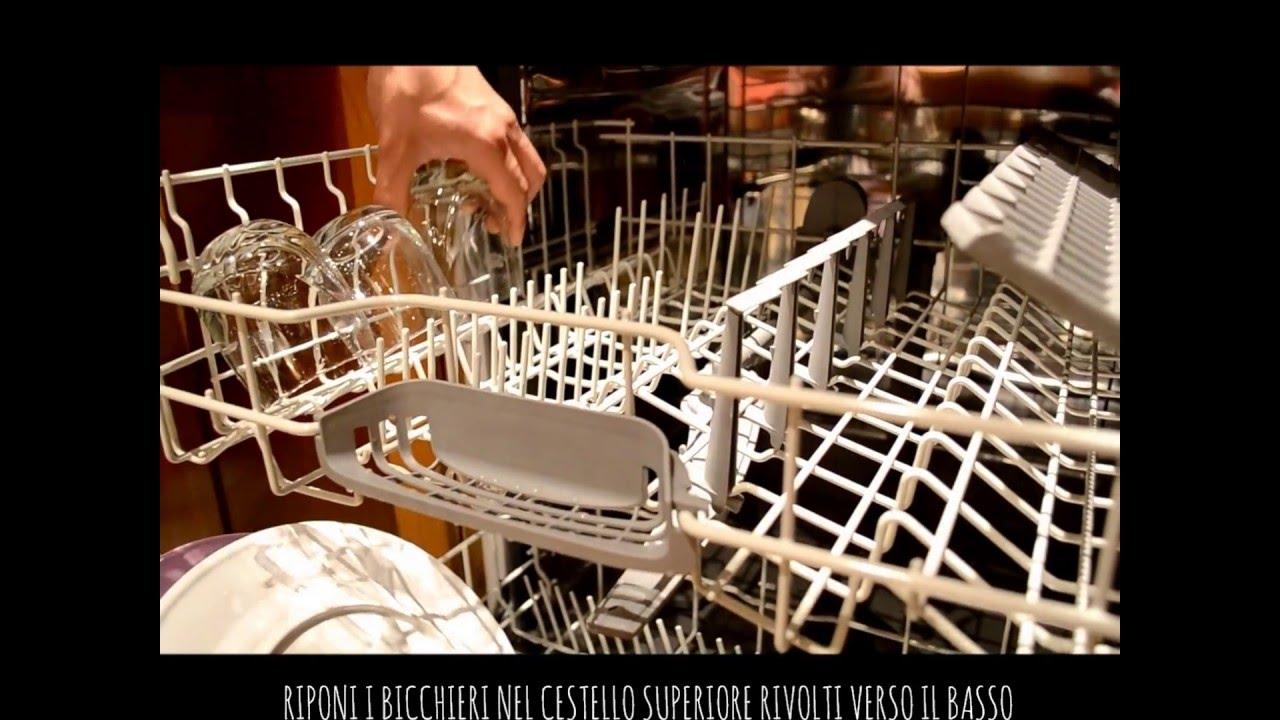 Come caricare la lavastoviglie vita da single youtube for La lavastoviglie