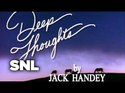 Deep Thoughts: Brain Scientists - Saturday Night Live