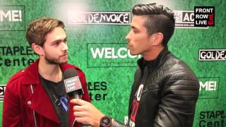 Zedd Talks Jared Leto Studio Sessions, Skrillex & ACLU w/ @RobertHerrera3