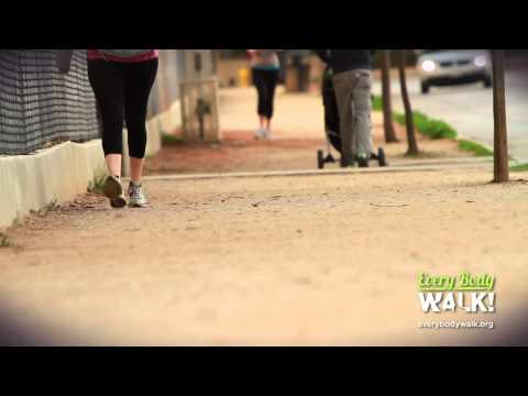 Bob Sallis, MD: Getting Started With Walking