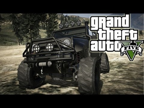 ★ GTA 5 - Does Upgrading to Off-Road Tires Really Matter Find ...
