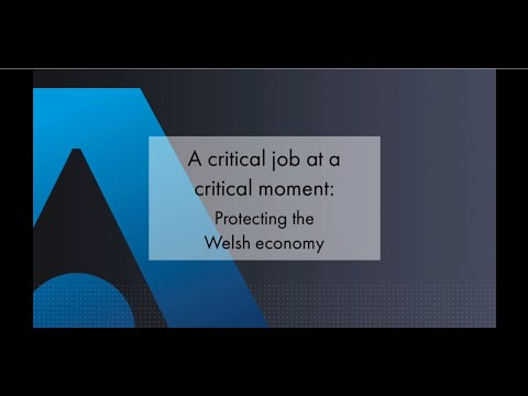 A #critical job at a critical moment: #Protecting the Welsh economy - Thales