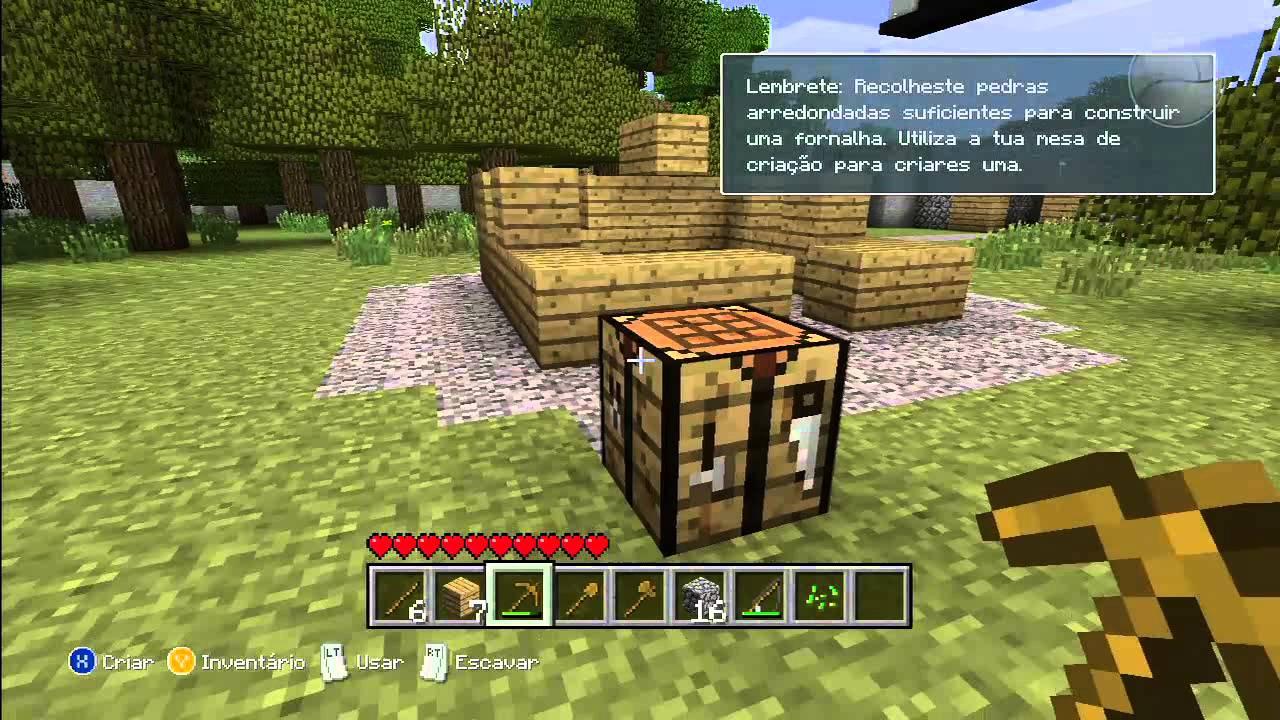 Videoan lise minecraft xbox 360 baixaki jogos youtube for Mine craft for xbox