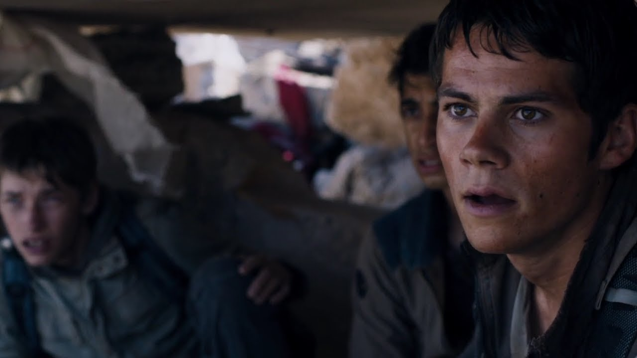 Download WCKD almost catch Thomas and the gang [The Scorch Trials]