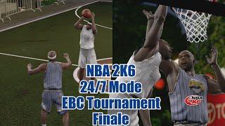 NBA 2K6 - 24/7 Mode EBC Tournament Finale