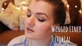 Winged Liner Tutorial | LiddieLoo Thumbnail