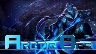 League of Legends: Arctic Ops Varus (HQ Skin Spotlight)
