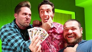 Magician Exposes Man's Secret Thoughts w/ JoshuaDTV & Andrew