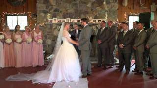Wedding at Lake Hird Lodge in West Milford NJ By Alex Kaplan Photo Video Photo Booth
