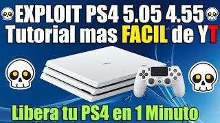 Libera tu PS4 en 1 Minuto Cambiando DNS! TUTORIAL MAS FACIL DE YOUTUBE
