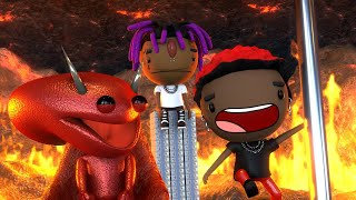 If Lil Nas X And Lil Uzi Vert Go To Hell Animated Skit MP3