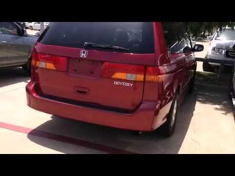 2002 Honda Odyssey 5dr Ex In Arlington Tx 76017 Youtube
