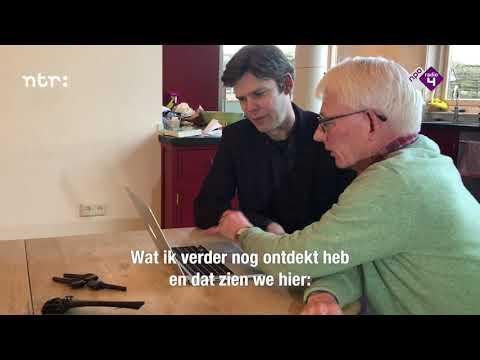 Radioloog Frank Pameijer onderzoekt de cello van Joachim Eijlander | NPO Radio 4