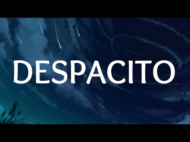 Justin Bieber – Despacito (Lyrics)