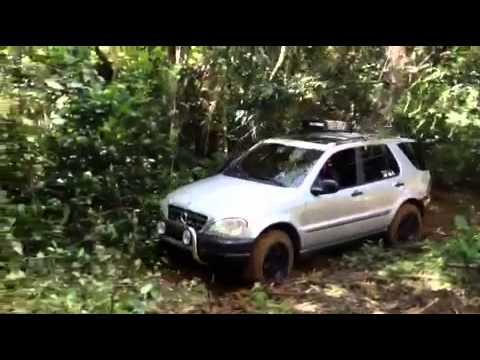 Ml 320 Off Road Aibonito Pr Youtube