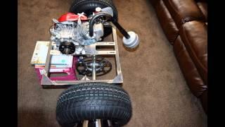 Motorized Stroller.. Skate/rollerblade Drive Unit (custom Build)