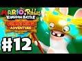 Mario + Rabbids Kingdom Battle: Donkey Kong Adventure DLC - Gameplay Walkthrough Part 12 - ULTIMATE!