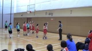 2016 2  29 小學女子 漢華 vs 港島啟基  3
