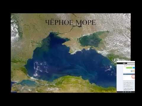 Надя Дорофеева самое синее очень красивое Чёрное Море Black Sea песня