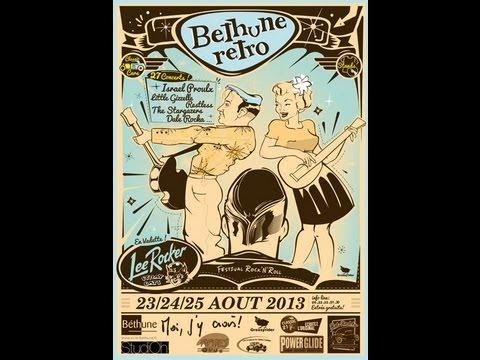 Bethune retro 2013 en image