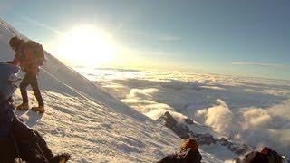 Mount Rainier Summit!