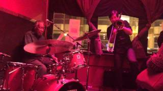 Clyde Stubblefield and Joe Dart - Funky Groove - Tonic Room 2015-01-28
