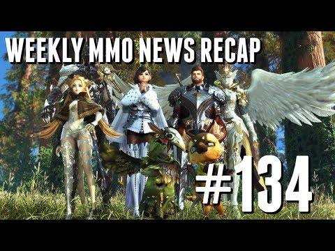 Weekly MMO News Recap #133 – Astellia and Others!