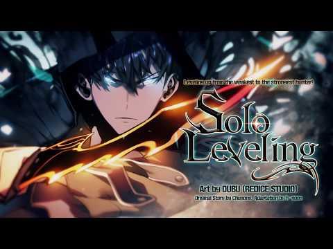 Webtoon 『Solo Leveling』 trailer ENG ver2.