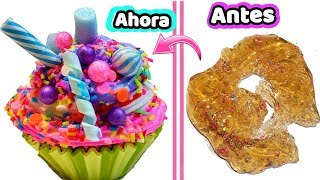 Extreme slime makeovers cambios increíbles