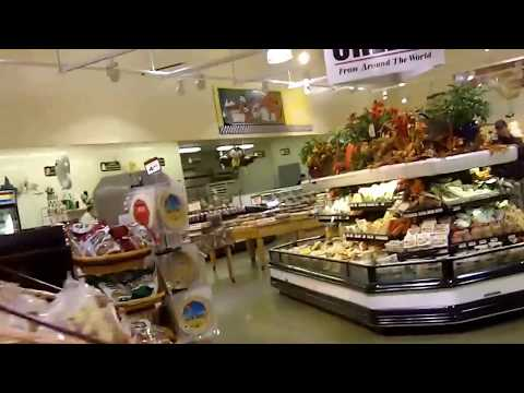 Central Market Detroit Lakes Minnesota a very clean store.