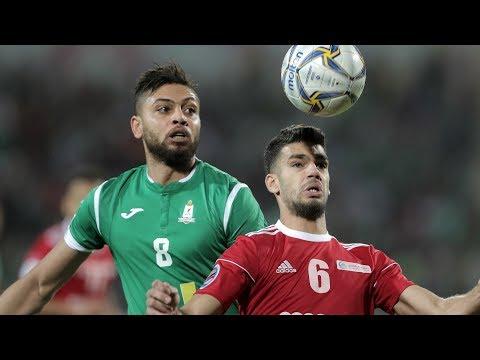 AL WEHDAT (JOR) 2 - 0 HILAL ALQUDS CLUB (PLE) - AFC Cup 2019 - Group Stage