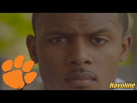 Clemson QB Deshaun Watson's Powerful Story | Havoline Football Saturdays