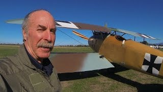 Kermie Cam - Albatros D-II - New Zealand - Part 1