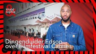 De Dingenduider: Edson da Graça - Filmfestical Cannes   Khalid en Sophie