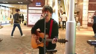 山口大貴 #青い星 #ストリートライブ #路上ライブ #2018年6月17日 #新宿 #西武新宿駅前 #StartLine #シンガーソングライター #弾き語り #アコギ #やまぐ...