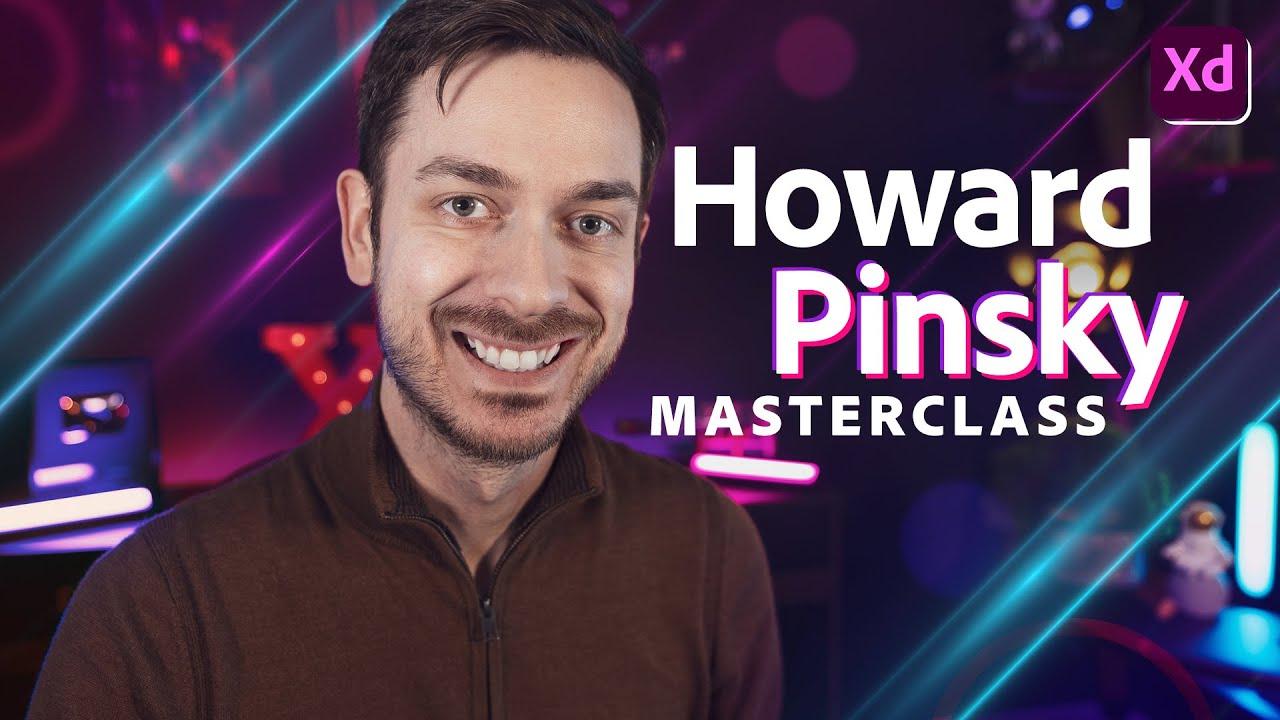 Adobe XD Masterclass – Episode 49