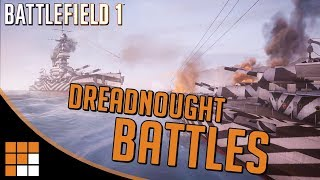 Dreadnought Vs. Dreadnought Naval Battles Coming In Battlefield 1's Turning Tides DLC