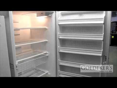 Goedeker S Whirlpool Upright Freezer Ev250nxtq Youtube