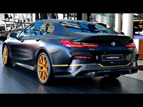 2021 BMW 8 Series - Exterior and interior Details (Terrific Coupe)
