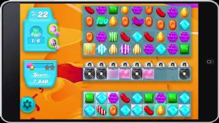 Candy Crush Soda Saga - 3 Star Walkthrough - THE END (iPhone, iPad, Facebook, Android)