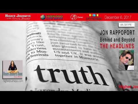 The Sexual Harassment Play Out - What's Really Going On? Jon Rappoport Weighs In (December 2017)
