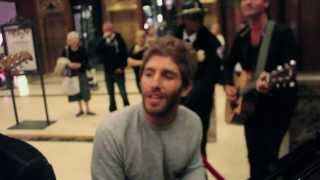Smallpools - Dreaming (Acoustic) Americana Lobby / Glendale, CA