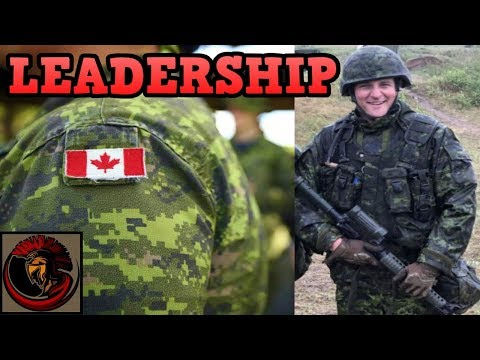 LEADERSHIP- I'm Home! | Canadian Army Primary Leadership Course
