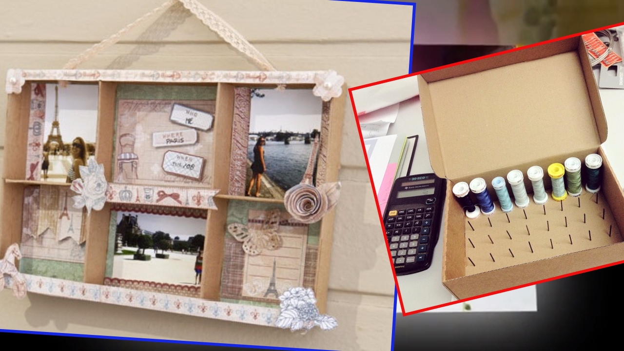 Diy Ideas With Recycled Shoe Box Projects That Will Make Life Easier Youtube
