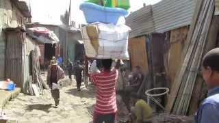 A glimpse of Merkato, Addis Ababa