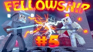 vuclip Minecraft | LORD OF THE RINGS FELLOWSHIP - Ep 5