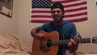 Young by Kenny Chesney (cover) Tyler Dudley