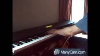 Piano Cover Calm